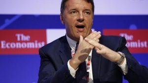 Renzi: coerenza zero e la faccia come il culo…