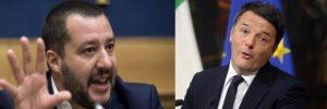 Politica: Renzi e Salvini, due leader quasi identici, che conoscono poco l'italia…