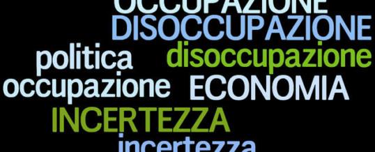 ITALIA: occupazione siamo al paradosso…