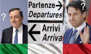 Governo: i partiti stanno cambiando in meglio e potrebbe anche nascere un polo riformista. Che succede? Draghi l'uomo del destino…