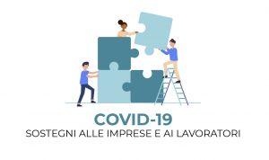 Italia: tutti vogliono aiuti per le attività danneggiate. D'accordo ma gli aiuti vanno condizionati a impegni precisi con il Fisco e con gli Enti di previdenza sociale…