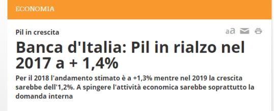 I dati Istat e la ripresa economica: quello che manca all'Italia per una crescita vera…