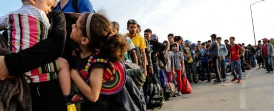 Occidente: tutti contro i migranti…