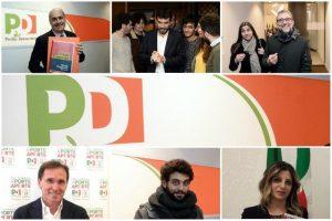 PD: Giochi chiusi per le candidature sei in corsa:  Boccia, Corallo, Giachetti, Martina, Saladino e Zingaretti
