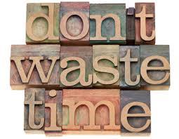 Come non perdere tempo: 10 attività di cui  devi sbarazzarti subito!