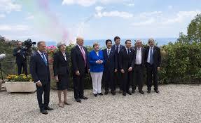G7: ma, quanto sono piccoli questi Grandi della terra…