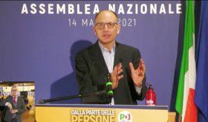 PD: Letta… deve evitare di essere un altro Segretario solo, dentro un partito che è ancora alla ricerca di un senso di se stesso e di una precisa identità politica…