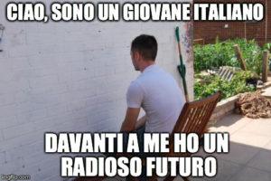 giovane italiano