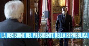 Governo: oltre l'enigma tecnico o politico, oltre il surreale di una maggioranza ampia con sostegno di Salvini al governo Draghi. Andiamo avanti con le ragioni e le speranze del possibile…