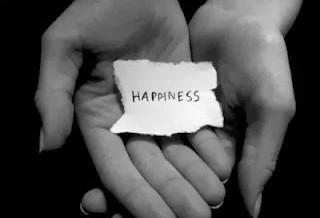 …per essere felice elimina quattro parole…