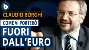 Lega: quello che Claudio Borghi non ci dice… (e forse non sa)