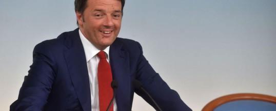 Renzi e la sua politica: fuffa o reale cambiamento?