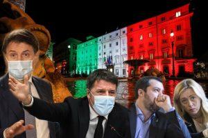 """Governo: Renzi ha tirato troppo la corda, il governo in cerca dei """"Costruttori""""…"""