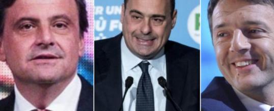 PD: in rotta con Calenda, Matteo Renzi è sempre più solo ma sempre più…