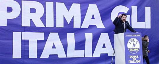 Salvini: sembrerebbe aver esaurito tutte le sue cartucce (…forse)