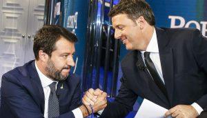 Governo: Ci basta il coronavirus, un governo con Renzi e Salvini è troppo…