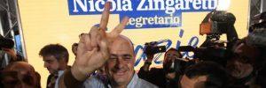 PD: ecco l'effetto Zingaretti…