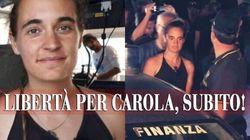Sea Watch; Carola è libera dopo l'arresto non convalidato…