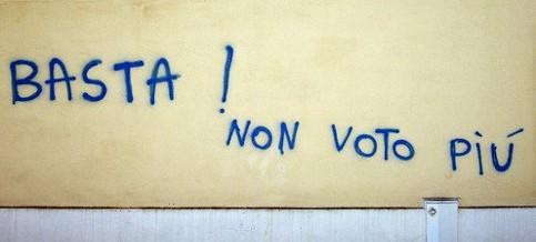 Elezioni: l'astensionismo e la logica del  'tanto non cambia nulla…'