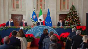 Italia: siamo ben oltre l'improvvisazione. Conte non ha più niente da dire. Un Paese senza bussola con una destra e una sinistra incapaci di esprimere idee sulla più grave emergenza del nostro tempo…