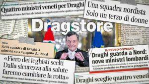 Governo: la nomina di Draghi a Primo Ministro ha riaperto il dibattito sulla natura e identità dei partiti che costituiscono l'ampia maggioranza su cui si regge non senza contraddizioni questo nuovo governo…