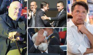 Italia: le cose (forse) cambiano. Piccoli, ma si vedono i passi verso il superamento del governo Conte 2…