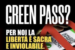 """Politica: dal rave party al green pass… quando i """"cattivi maestri"""" parlano di libertà…"""