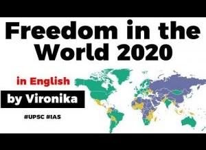 Life: la democrazia arretra nel Mondo, aumenta l'autoritarismo, diminuiscono i diritti e il Covid-19 sta aiutando questo processo…