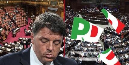 Ci siamo: Pd a pezzi!  Renzi pronto al nuovo partito con Forza Italia…