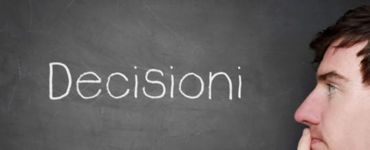 Desiderio o paura, chi prende le decisioni per noi?
