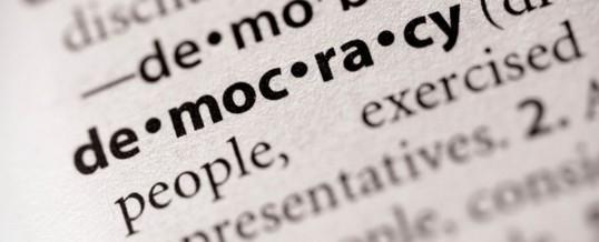 1) Crisi della democrazia in Italia e nel mondo: è in discussione la sorte della democrazia?