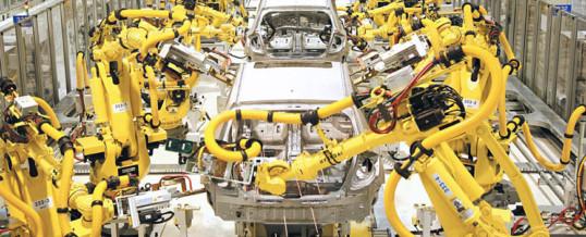 """I robot """"ruberanno"""" tre milioni di posti di lavoro in Italia…"""