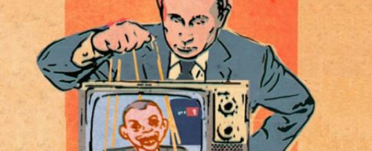 La propaganda come strumento di politica estera:  il caso della Russia di Putin…
